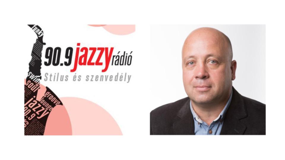 Jazzy rádió riport Dr Járay Balázzsal